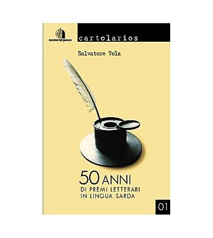 50 anni di premi letterari in lingua sarda