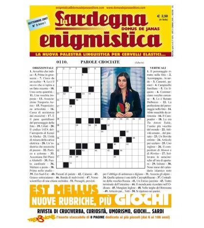 Sardegna Enigmistica 02 (2007)