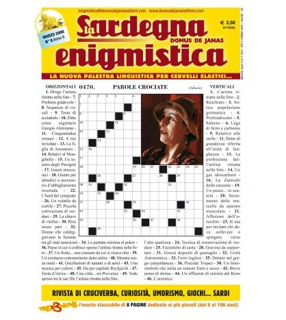Sardegna Enigmistica 08 (2008)