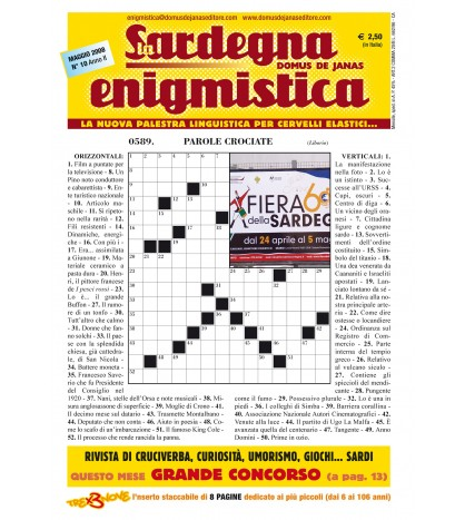 Sardegna Enigmistica 10 (2008)