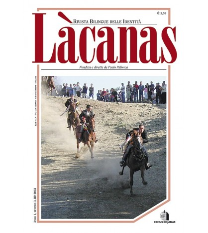 Lacanas (Anno 2003 n.   3)