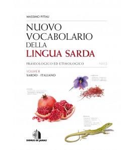 Nuovo Vocabolario della Lingua Sarda - 2 volumi