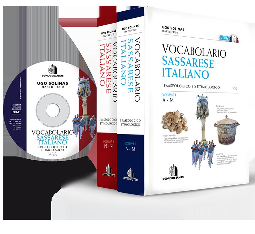 Vocabolario Sassarese-Italiano - fraseologico ed etimologico